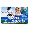 Concours gratuits : Une carte-cadeau de 25$ Sports Experts